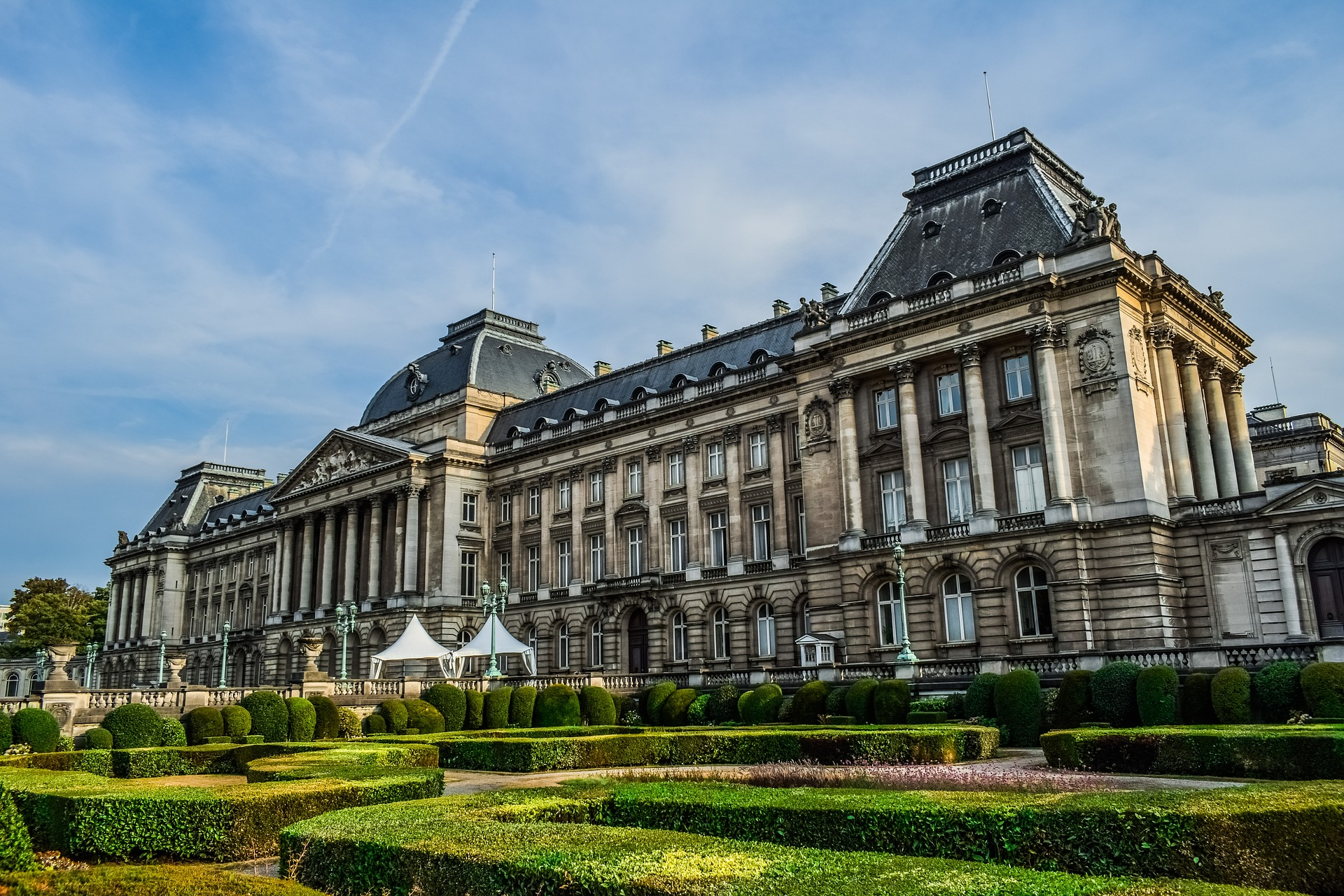 Royal Palace Brussel